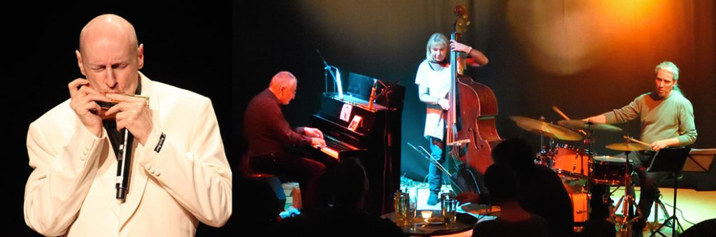 Jens Bunge & Andreas Hertel Trio