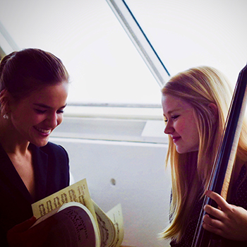 Duo Miranda Erlich & Julia Metzmacher