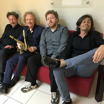 New Peter Lehel Quartet