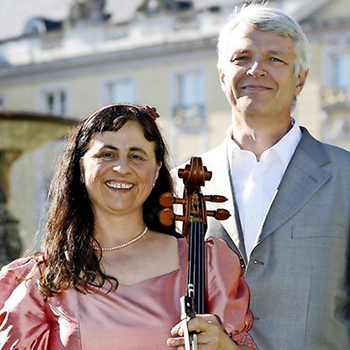 Sanja und Michael Uhde